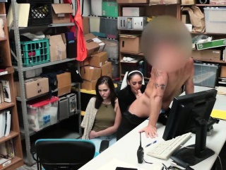 A Hot and Steaming Threesome with Mom