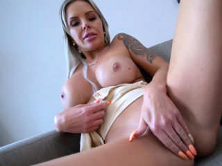 PervMom - Busty Stepmom Cheats With Big Dick Stepson