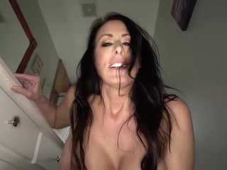 My Mom Gets Me Hard And Makes Me Fuck Her