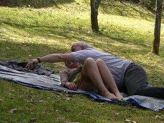 Sex sequence outdoor Part 1