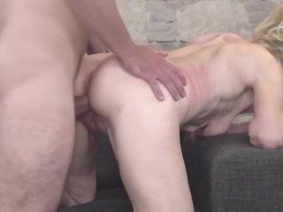 amateur fuck euro busty anal sex brunette pickup
