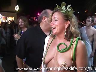 SpringBreakLife Video: Wild Toga Party