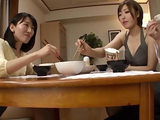 Hottest Japanese slut in Amazing Stockings, HD JAV movie