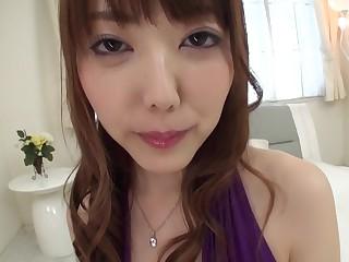 Fabulous Japanese girl Rei Furuse in Incredible JAV uncensored Dildos/Toys video