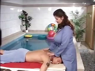 big boobs massage