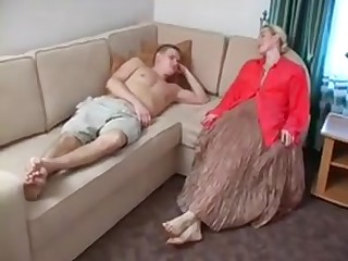 Mommy woke me up