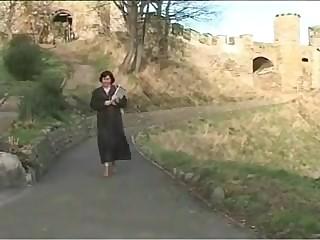 Redhead British Mom fucks a stranger