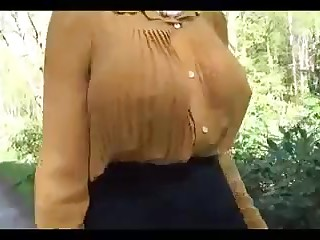 Lady.S- Outdoor undressed in Public