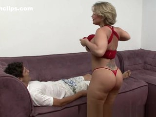 Fabulous Homemade record with Big Tits, Ass scenes