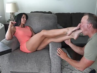 Goddess And Slave