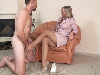 Exotic sex video MILF hot