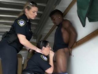 Rough sex for a round big ass MILF!