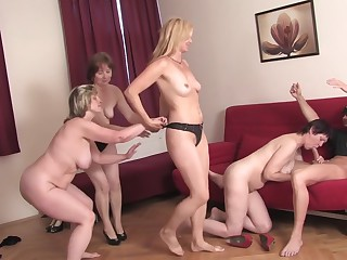 Mature Sex Party 4