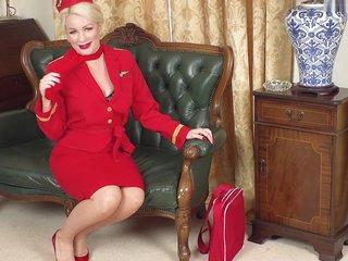VintageFlash Penny Lee Ooh Captain
