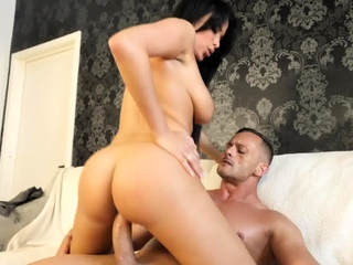 Anissa Kate Rides A Big One
