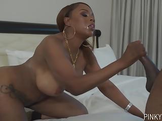 Busty Phat Ass Ebony