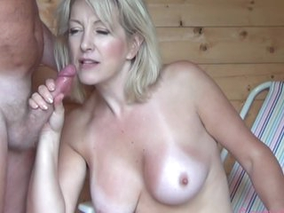 Christie Anal Fucks in Shed