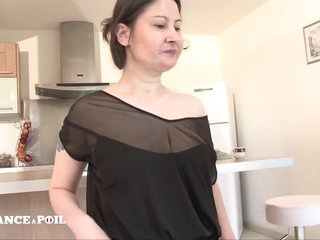 La France A Poil - Cougar Teacher Gets Her Ass Hammered