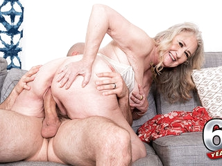 Our Newest 60plus Milf And Jmac - Blair Angeles And J Mac - 60PlusMilfs