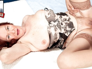 The 70plus Milf And The 24-Year-Old Stud - Katherine Merlot - 60PlusMilfs