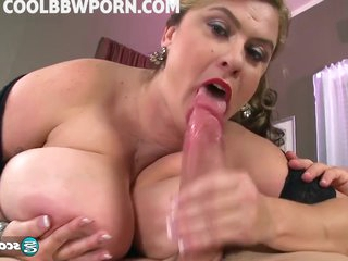 BBW Wife Fucking Big Cock