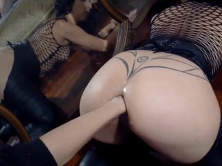 My New Girlfriend Got Her Back Tattoed Carola Smit Loves Anal