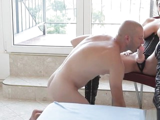 Strapon Dreamer - Patricia - Hot Milf Pegging Guy