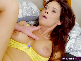 Hot Milf Syren De Mer Fucked By Her Stepson
