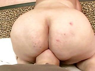 BBW Big Butt Granny - 112